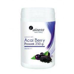 Jagody Acai Berry 250 g / proszek 125 porcji