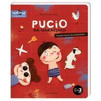 Książki dla młodzieży, Pucio na wakacjach. ćwiczenia wymowy dla przedszkolaków - marta galewska-kustra
