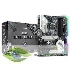 ASRock Płyta główna Z390 Steel Legend s1151 4DDR4 HDMI/DP M.2 ATX
