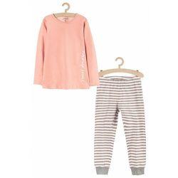 Piżama dziewczęca 3W37BN Oferta ważna tylko do 2024-01-07