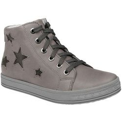 Trzewiki nieocieplane buty KORNECKI 3905 skórzane - Multikolor ||Popielaty ||Szary