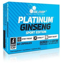 PLATINUM GINSENG™ SPORT EDITION 550 mg