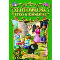Książki dla dzieci, Czytamy razem. Złotowłosa i trzy niedźwiadki (opr. broszurowa)