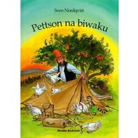 Książki dla dzieci, Pettson na biwaku (opr. twarda)