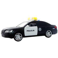 Samochód Moje Miasto Policja 382257 czarny - MEGA CREATIVE DARMOWA DOSTAWA KIOSK RUCHU