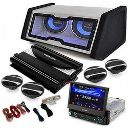 """Auna 4.1 zestaw samochodowy hi-fi """"MovieMedia 600"""""""