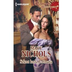 Sekret lorda Portmana - Mary Nichols