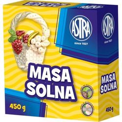Masa solna 0,45kg z zestawem farb
