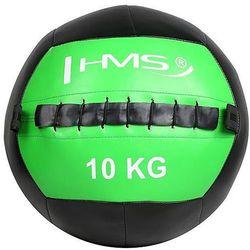 HMS Piłka do ćwiczeń Wall Ball 10kg