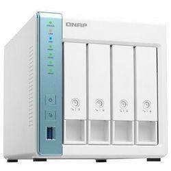 QNAP Serwer NAS TS-431P3-2G 1,7GHz 2GB SO-DIMM DDR3 2,5GbE