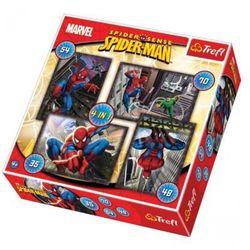 4w1 Mix Spiderman
