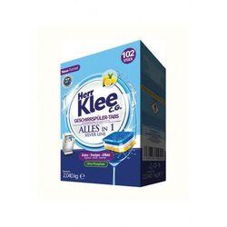 Klee tabletki do zmywarki 102szt 9441NM Oferta ważna tylko do 2031-10-27