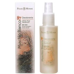 Frais Monde Muschio Bianco 87 White Musk Deodorant 125ml W Deodorant