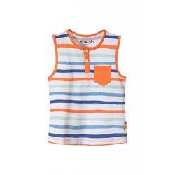 Bluzka niemowlęca bez rękawów 5I3207 Oferta ważna tylko do 2022-01-28