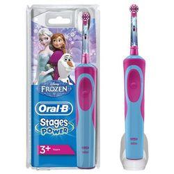 Braun Oral-B kids Frozen Kraina Lodu 1szt.- natychmiastowa wysyłka, ponad 4000 punktów odbioru!