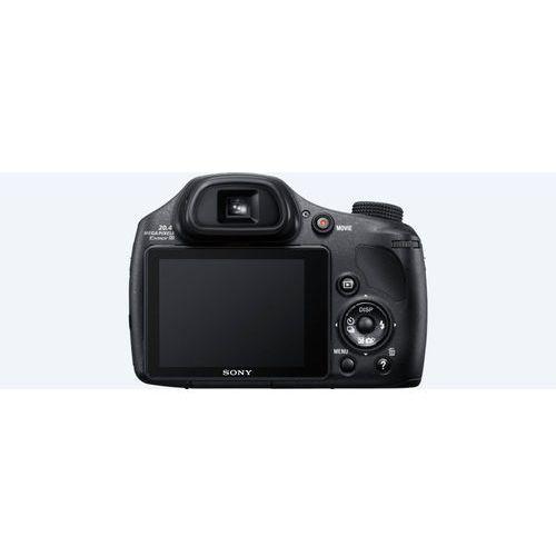 Aparaty kompaktowe, Sony Cyber-Shot DSC-HX350