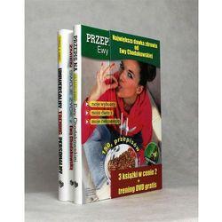 Ewa Chodakowska - pakiet 3 książek + DVD - Ewa Chodakowska - książka
