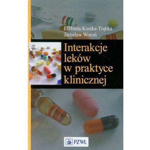 Książki medyczne, Interakcje leków w praktyce klinicznej (opr. miękka)