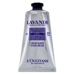L'Occitane Lavande krem do rąk i paznokci z masłem shea (Origin Lavender) 75 ml
