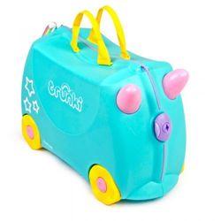 Trunki walizka + jeździk jednorożec - Unicorn