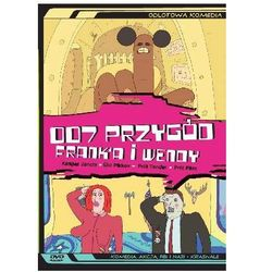 007 Przygód Franka i Wendy (Płyta DVD)