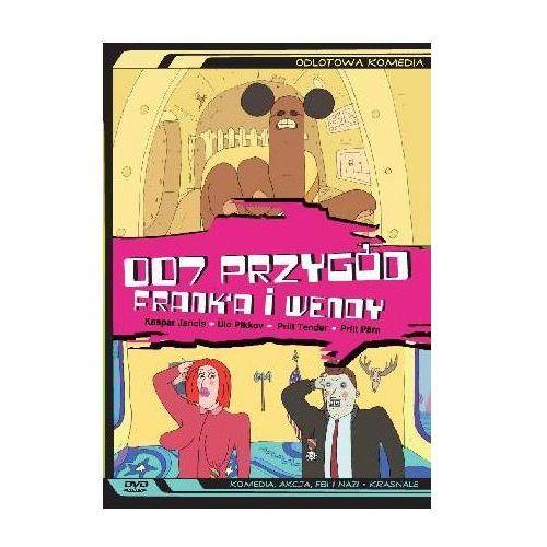 Filmy komediowe, 007 Przygód Franka i Wendy (Płyta DVD)