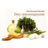 Książki kulinarne i przepisy, Diety niskoenergetyczne (opr. miękka)