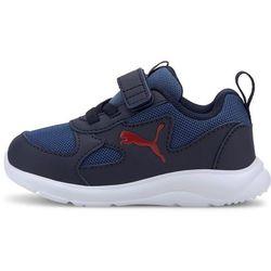Puma buty chłopięce Fun Racer AC PS 19297203, 27 niebieskie