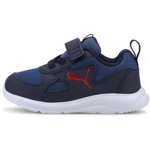 Pozostałe obuwie dziecięce, Puma buty chłopięce Fun Racer AC PS 19297203, 26 niebieskie