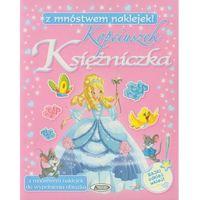 Książki dla dzieci, Kopciuszek księżniczka agnesa (opr. broszurowa)