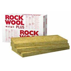 Wełna mineralna ROCKWOOL Rockmin Plus 160mm 0,037 elewacyjna dach podloga paczka