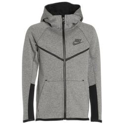 Nike Performance HOODIE Bluza rozpinana carbon heather/black/anthracite
