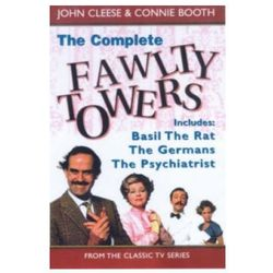 """The Complete """"Fawlty Towers"""" (opr. miękka)"""