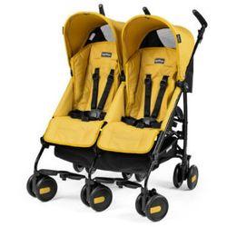 PEG-PEREGO Wózek Pliko Mini Twin Mod Yellow