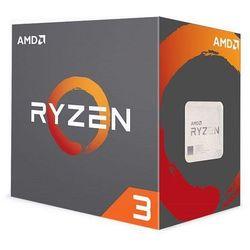 Procesor AMD Ryzen 3 1300X S-AM4 3.40/3.70GHz 4x512KB 14nm BOX