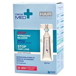 Ampułki przeciw wypadaniu włosów Cece Med Prevent Hair Loss 30x7ml