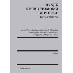 Rynek nieruchomości w Polsce - Wysyłka od 3,99 - porównuj ceny z wysyłką (opr. miękka)