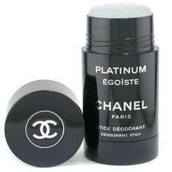 Chanel Egoiste Platinum dezodorant sztyft 75ml + Próbka Gratis!
