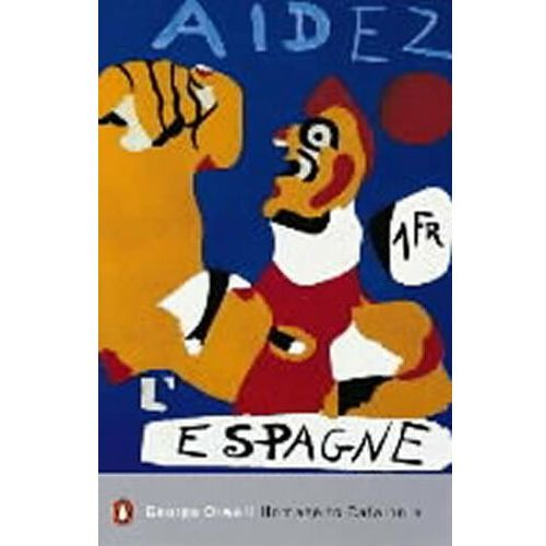 Książki do nauki języka, Homage to Catalonia (opr. miękka)