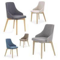 Krzesła, Krzesło HALMAR TOLEDO, różne kolory. Napisz otrzymasz rabat 30zł!
