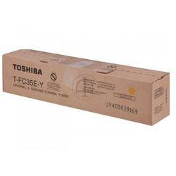 Toshiba toner Yellow T-FC35-Y, TFC35Y, T-FC35E-Y, TFC35EY, 6AG00001531, 6AJ00000053