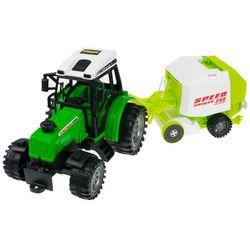Zestaw 4 traktorów + Maszyny Rolnicze dla Małego Rolnika