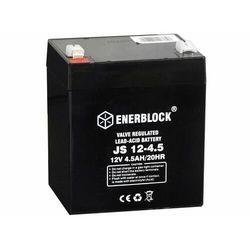 Akumulator ENERBLOCK AGM JS12-4.5 12V 4,5 Ah