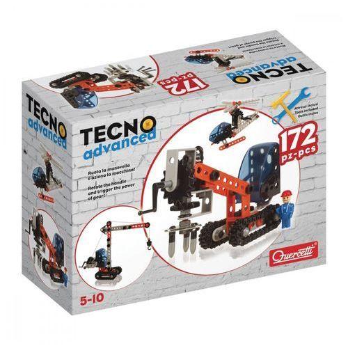 Zestawy konstrukcyjne dla dzieci, Zestaw konstrukcyjny Tecno Advanced 172 elementy