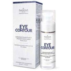 Farmona EYE CONTOUR Dermowygładzający trójaktywny krem pod oczy