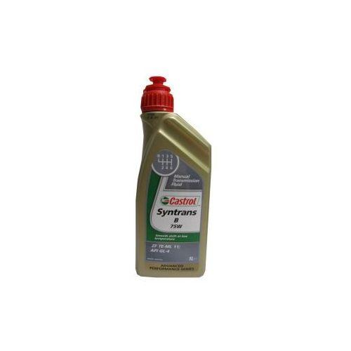 Oleje przekładniowe, Castrol Syntrans B 75W 1 Litr Puszka