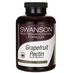 Pektyny Grapefruita Grapefruit Pectin 1000mg 240 tabletek SWANSON