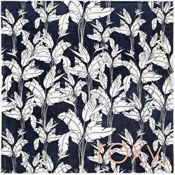 ręcznik ROXY - Flwr And Ocean Mood Indigo Flying Flowers S (BSP6)