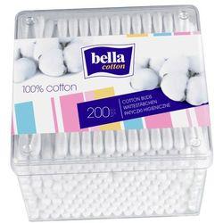 Patyczki higieniczne w pudełku Bella Cotton 200szt.