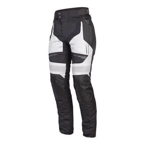 Spodnie motocyklowe męskie, SPODNIE TEKSTYLNE REBELHORN PUNA LADY BLACK/GREY
